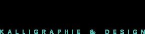 Logo der Lettermanufaktur Kalligraphie und Design