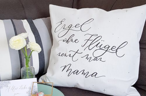 Muttertagsgeschenk selber machen